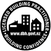 Marshall Builders are a Licensed Building Practitioner